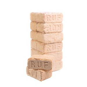 Comfort wood fuels ruf briquttes