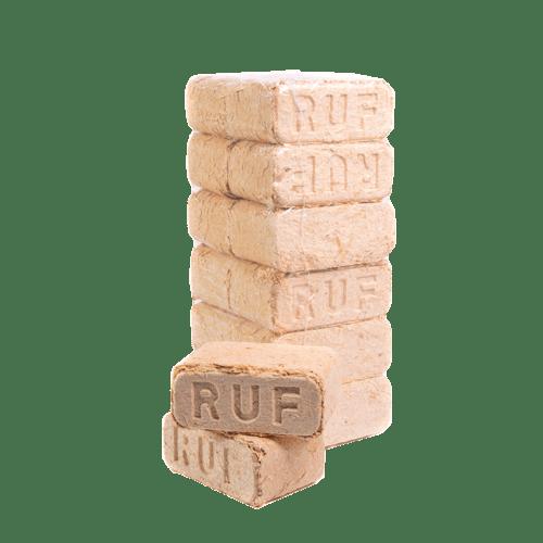 Comfort wood fuels ruf briquttes